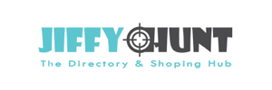 logo of jiffyhunt website whose SEO has done by TopSeoCompany