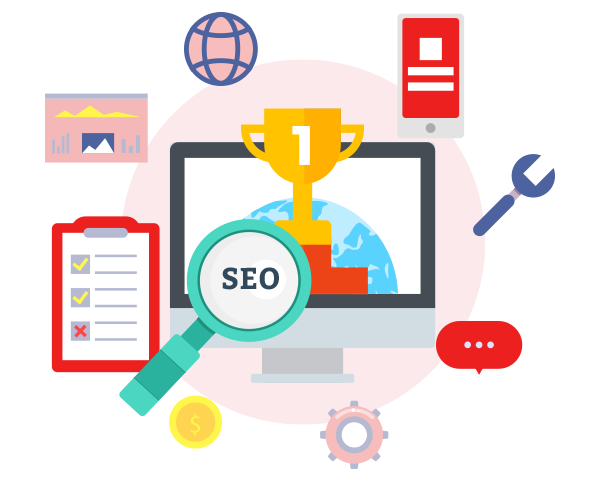 Image of SEO Service in Mumbai, India